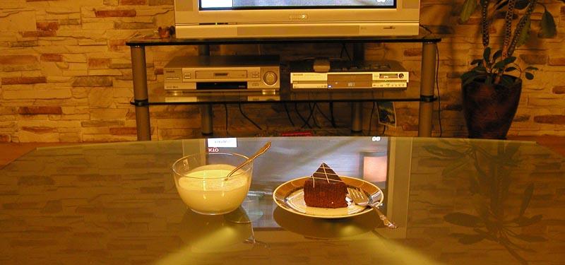 Торт, кефир и Euronews