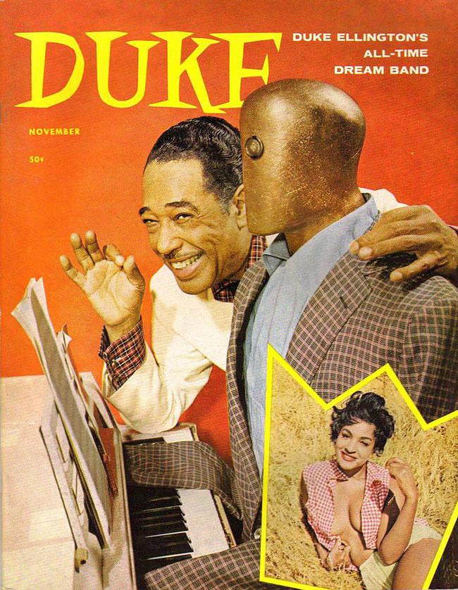Duke magazine