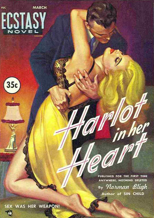 Harlot in her heart