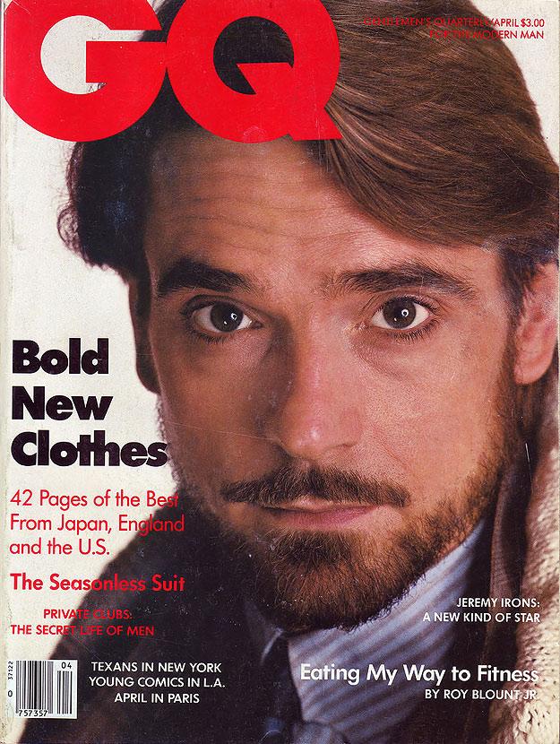 GQ April 1984