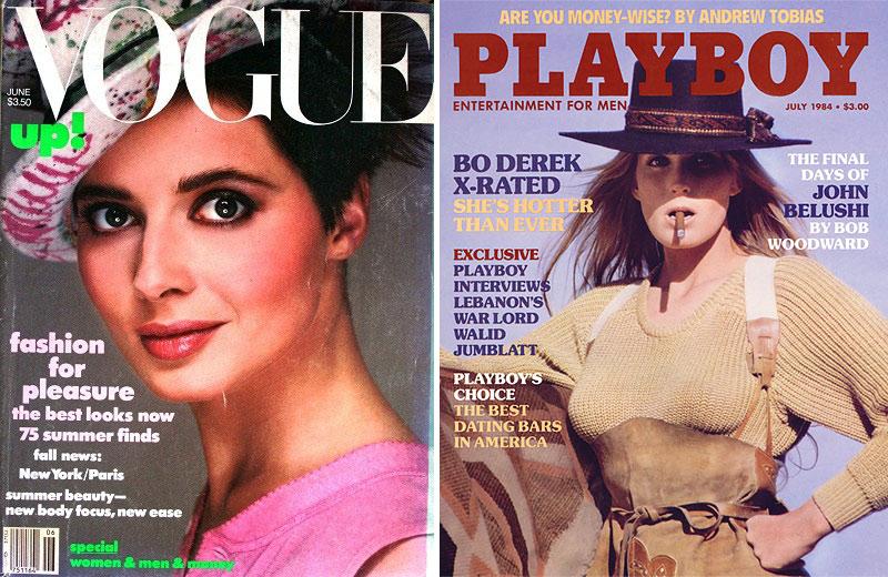 Vogue & Playboy