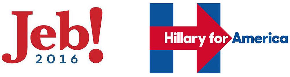 2016 Election logos